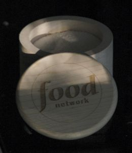 Food Network Salt Box